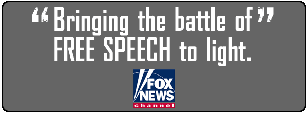 Quote foxnews freespeech